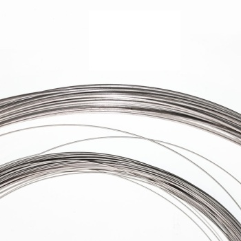 Dia 0.2mm to 3mm Pure titanium wire Grade 1 UNS Gr1 TA2 Titanium Ti Wire Industry or DIY Material Free Shipping