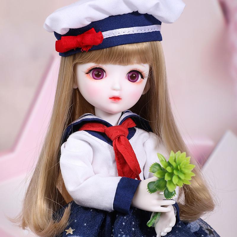 1/6 BJD Doll BJD / SD Joint Ball Doll Lovely Doll For Little Girls Birthday Gift