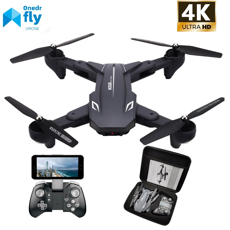 XS816 Drone with 50 Times Zoom WiFi FPV 4K Dual Camera Optical Flow Quadcopter Foldable Selfie Dron VS SG106 M70
