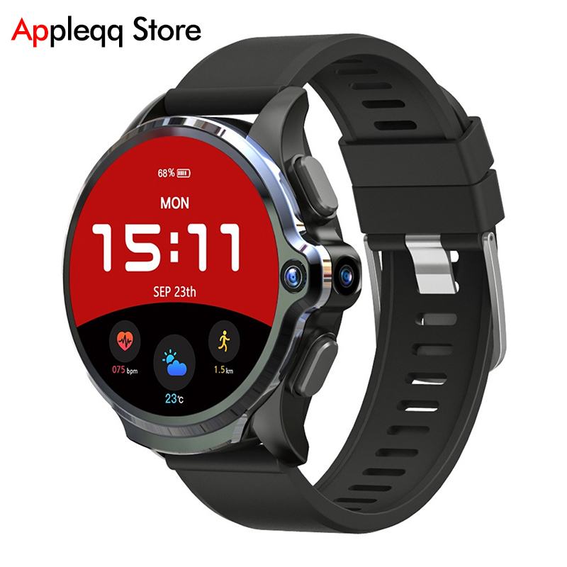Fashion KOSPET Prime 4G Smart Watch Phone 3G+32GB IP67 impermeabile GPS Nano SIM F3N8 Valentine's day women men smart watch 2020