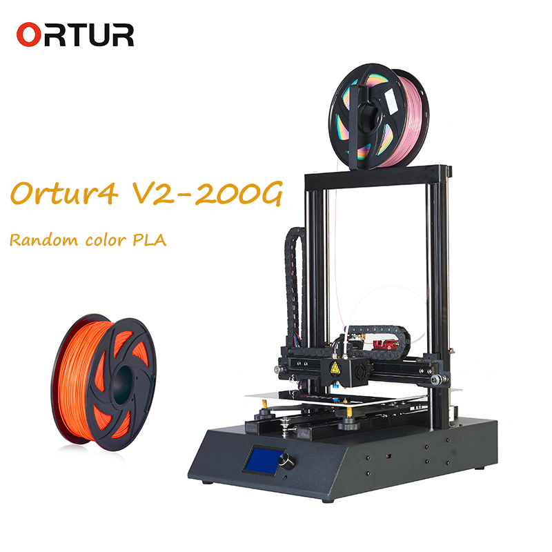 Ortur Factory Ortur4 V2 V1 Upgraded Impresora 3d High Print Precision FDM 3d Printer Glossy Hotbed Sticker Affordable 3d Drucker image