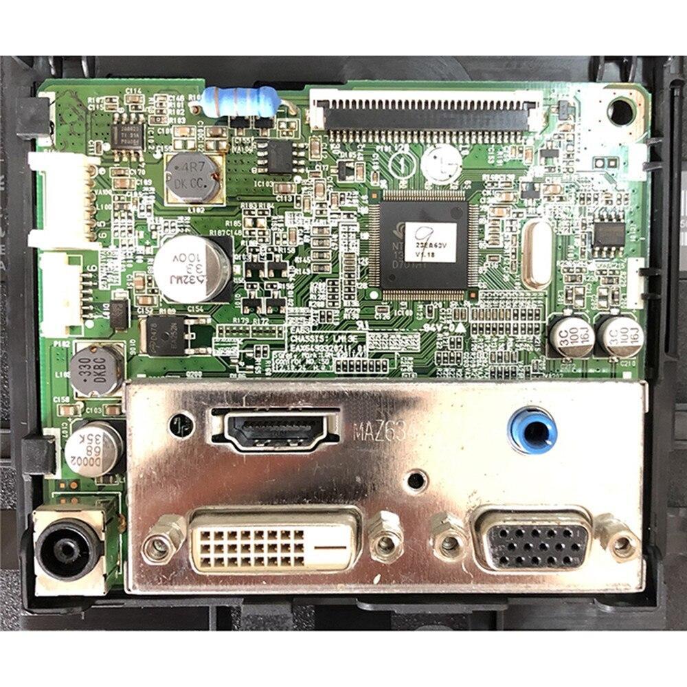 Replacement Driver Board for LG 23EA63V 22EA63V 24EA63V 23EA63T 22MP65VA EAX65118802 22MP65VA 27MP65 Touch Key Repair Parts