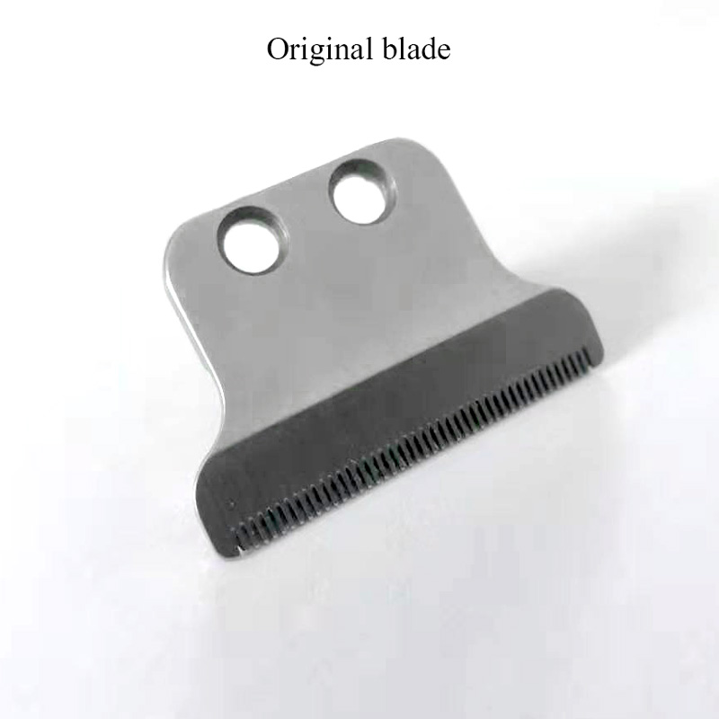 Kemei 1949 Hair Clipper Original Blade T-blade Stainless Steel Blade 0mm Baldhead Hair Cutter Head Hair Clipper Accessories