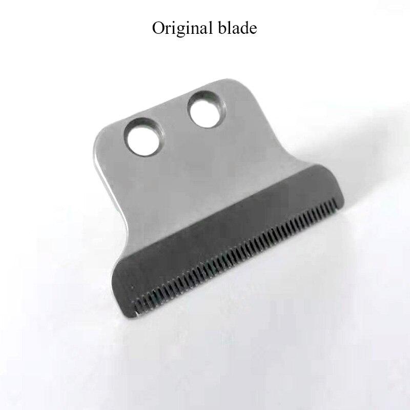 Kemei 1949 Hair Clipper original blade T-blade stainless steel blade 0mm baldhead hair Cutter head Hair clipper Accessories