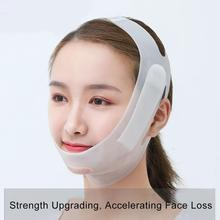 Anti Wrinkle Facial Lift Up Band Women V Face Line Slimming Strap Bandage Facial