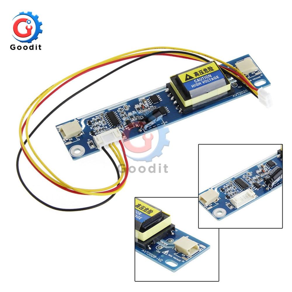 Universal Laptop LCD Screen Inverter 1 Lamp Backlight  9x1x0.43 cm 9-26V