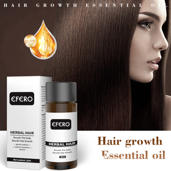 EFERO utrata włosów leczenie przeciw utrata włosów leczenie Serum olejek Serum wzrostu włosów do pielęgnacji włosów zapobieganie łysieniu TSLM1 tanie i dobre opinie