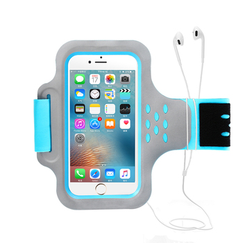 Running Bags Sport Armbands For iPhone SE 2020 XS X 8 7 6 6S Huawei P8 Lite Samsung S8 S7 S6 Phone Case on Hand Arm Band Holder 1