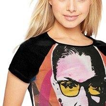 Notorious Rbg Women T-shirt  Ruth Bader Ginsburg Quotes Feminist Gift  Notorious Rbg Sweatshirt Round Collar Short Sleeve Shirt