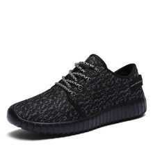 Ultralight Unisex Shoes Very Comfortable Women & Men Breathable Air Sports Sneakers Casual For Adult And Children Size 35-46(China)