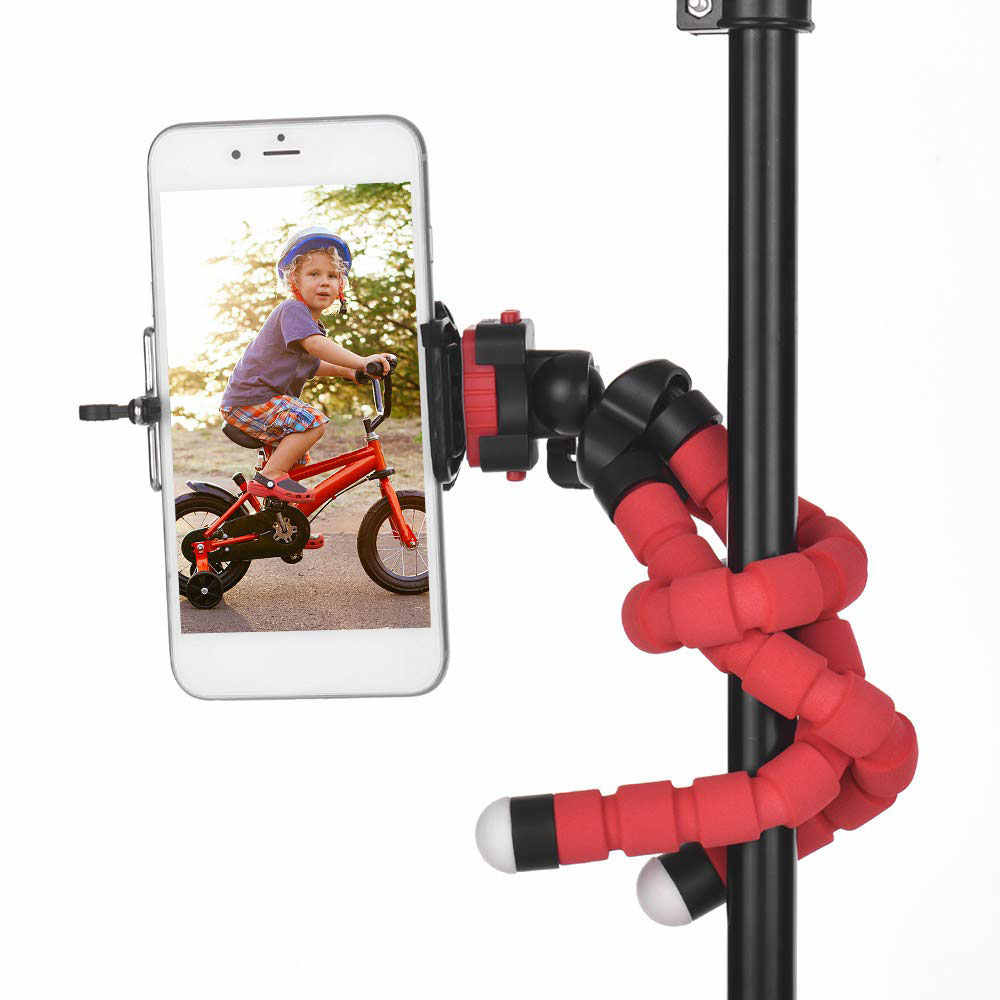 Flexible Sport Action Camera Accessories Hand Grip for Gopro Go Pro Hero 7 6 5 4 Handheld Diving Selfie Stick Mount for Yi 4K