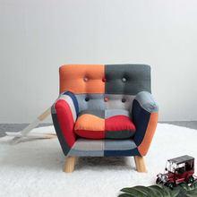 Детский диван американский мини в стиле пэчворк персонализированное
