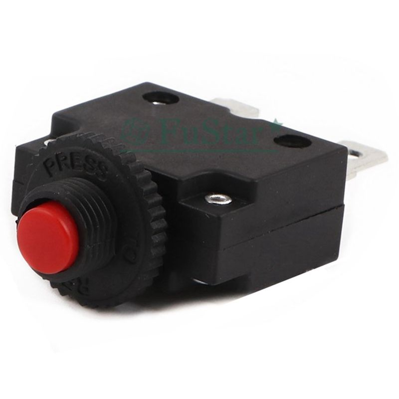 MR1 2A 3A 5A 6A 7A 8A 10A 15A 20A автомат защити цепи перегрузка переключатель предохранитель перегрузки по току ST-1 сбросить страхование WP-01