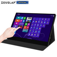 8.9 14 Touch Screen Portable Monitor ultra slim IPS LCD display with HDMI Type C for Laptop PS4 Switch XBOX Samsung Note 10