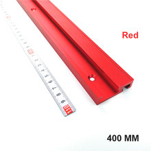 45 Type T Track With Scale Aluminium Alloy T-tracks Slot Miter Track DIY Table Saw Workbench Woodworking Tools