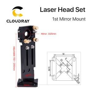 Image 3 - Cloudrayใหม่CO2 E Seriesเลเซอร์ชุดเลนส์D20mm FL50.8 & 63.5 & 101.6 กระจก 25 มม.สำหรับเลเซอร์แกะสลักเครื่อง