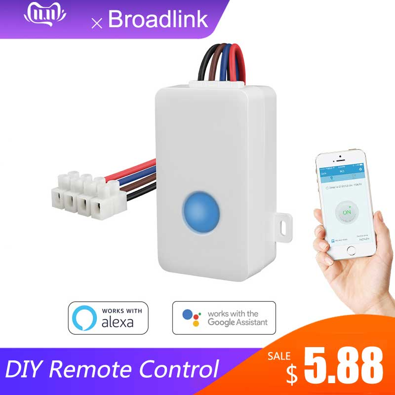 Broadlink sc1 interruptor inteligente wifi app 2.4 ghz caixa de controle cronometragem draadloze afstandsbediening 2500 w ondersteuning ios 7.0/android