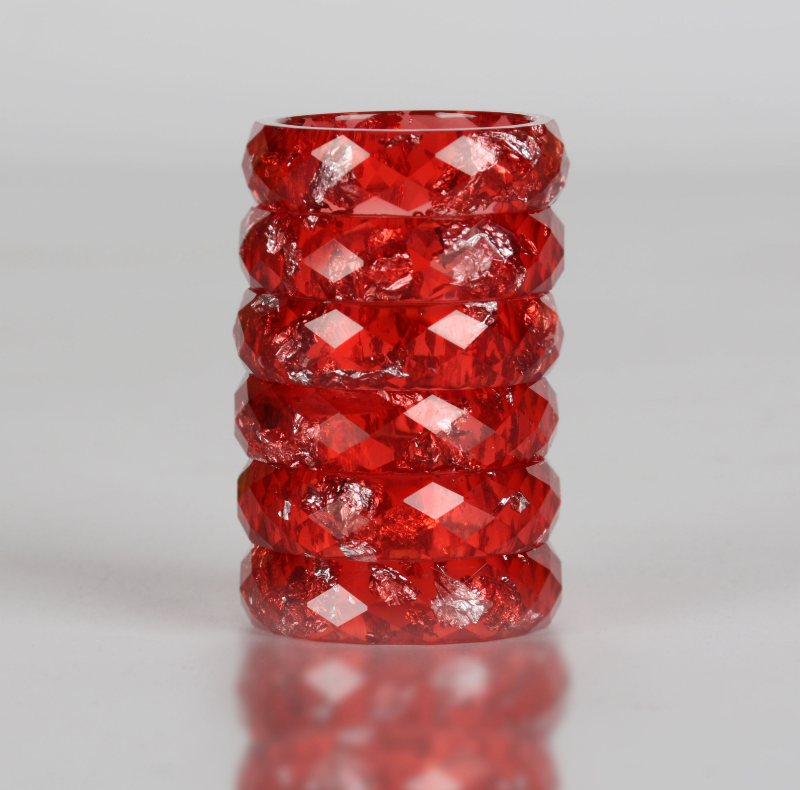 Hadf6785aaa444a06a0bf44a628d29404R - Crystalic Resin Ring