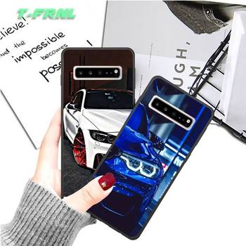 Germany BMW Sports Car for samsung A10 coque fundas etui for samsung galaxy A20 A30S A40 A50 A51 A70 A71 note 8 9 10 cases cover image