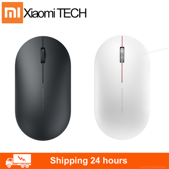Classic Xiaomi Mi Wireless Mouse Gaming Mouse 1000dpi 2.4GHz Bluetooth Link Optical Mouse Mini Portable 0314 #
