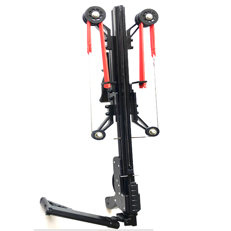 Neptune 9 Rifle Slingshot Hunting Catapult Powerful Stainless Slingshot For Hunting And Shooting Semi-automatic Use Arrows&40BB