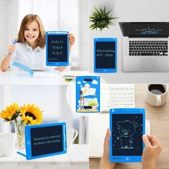 Электронный детский планшет для рисования Prograce 8,5 дюймов 4