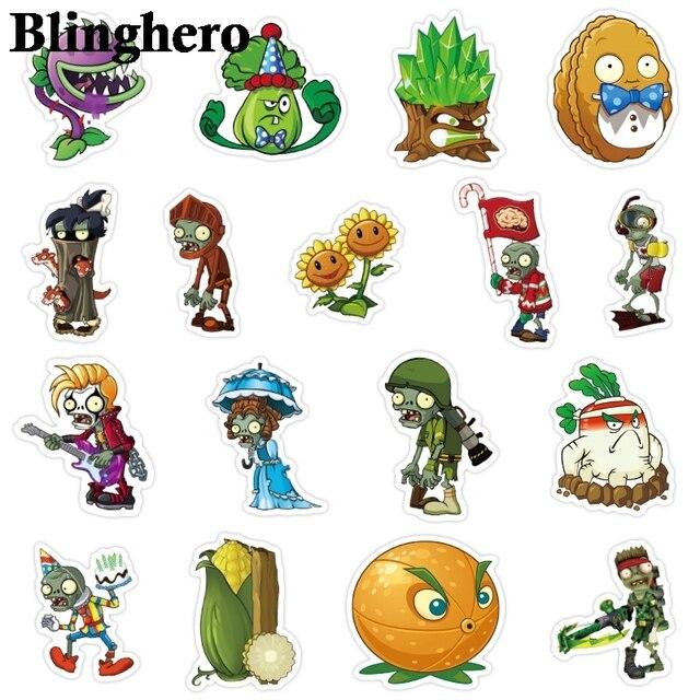 Ca1442 50 шт/компл мультяшная наклейка с изображением персонажей