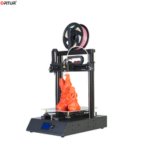 2019 Ortur Factory New Upgrade Ortur V1 Thermal Runaway Protection 3D Printer Large Size 3D Drucker Linear Guide rail 3D Printer wanhao 3d printer parts d7 v1 5 upgrade kit v1 3 v1 4 upgrade to v1 5 upgrade pack
