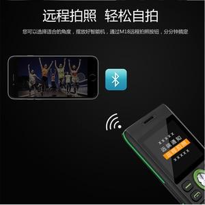 Image 4 - 원래 멜로즈 M18 미니 전화 MP3 카메라 블루투스 울트라 얇은 1.7 인치 야외 Shockproof 방진 전화