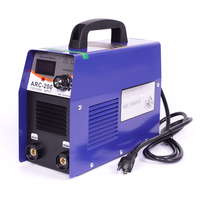 MMA 200 Welding Machine Automatic Identification Dual Voltage Small Inverter Welding Machine Arc Welding Equipment