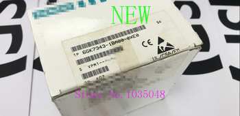 1PC 6GK7343-1BA00-0XE0 New and Original Priority use of DHL delivery