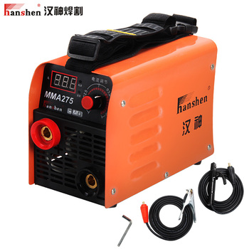 цена на DC Inverter Mini ARC Welder 220V IGBT MMA Welding Machine 170 Amp for Family working Lightweight Efficient