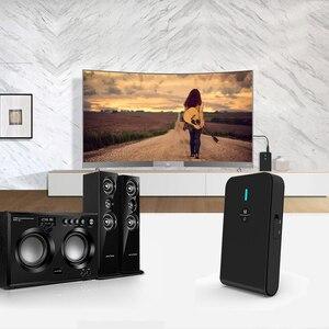 Image 5 - DISOUR adaptador receptor y transmisor Bluetooth 5,0, 2 en 1, conector AUX de 3,5mm, Dongle inalámbrico estéreo para música, Kit de coche, TV y PC