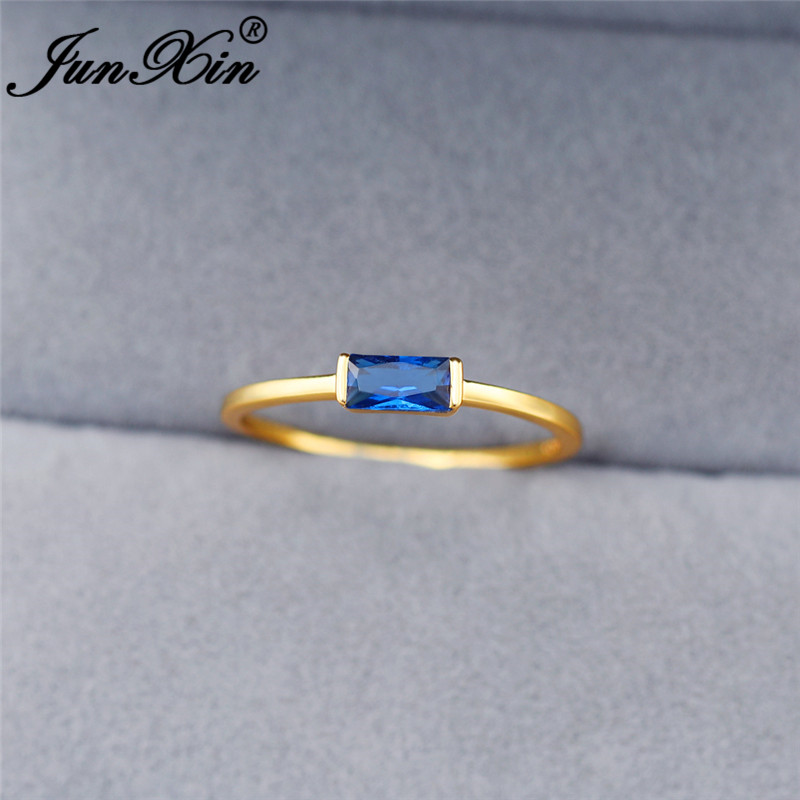 Royal Blue Ring