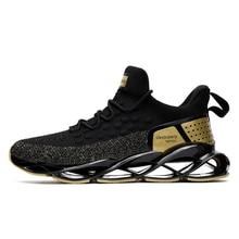 TaoBo erkekler boyutu 47 46 bıçak koşu ayakkabıları yastıklama Sneakers açık nefes spor ayakkabı profesyonel spor ayakkabıları Zapatills