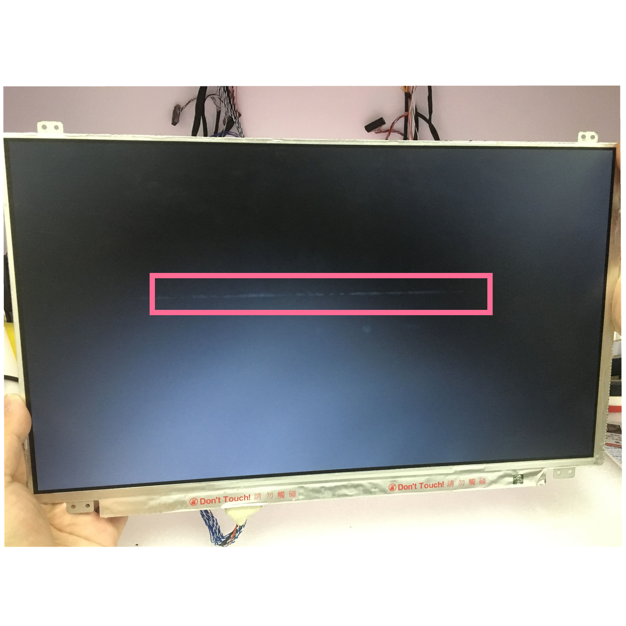 B Screen B156XW04 V.5 V.6 fit LP156WHB TLA1 LP156WH3 TLS1 TLT1 N156BGE-L31 L41 LTN156AT20 LTN156AT30 15.6''Slim 1366*768 40 pins image