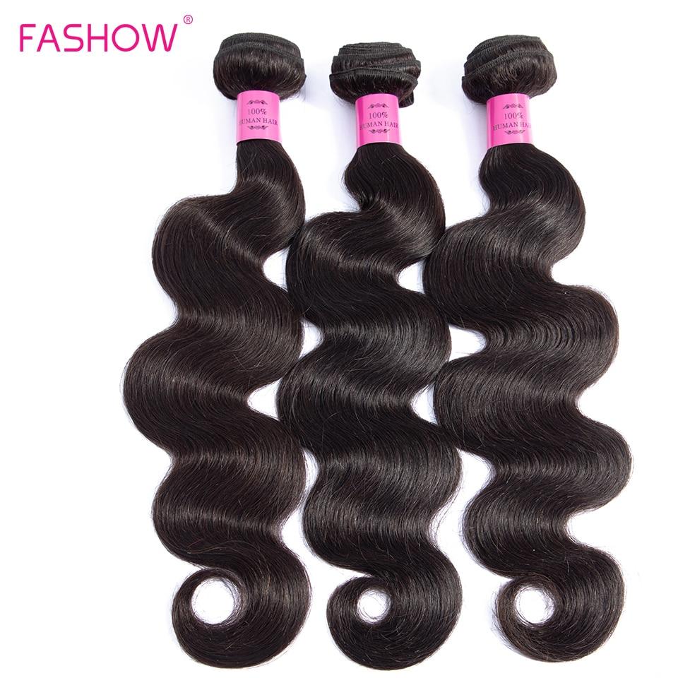 Body Wave human Hair Bundles (2)