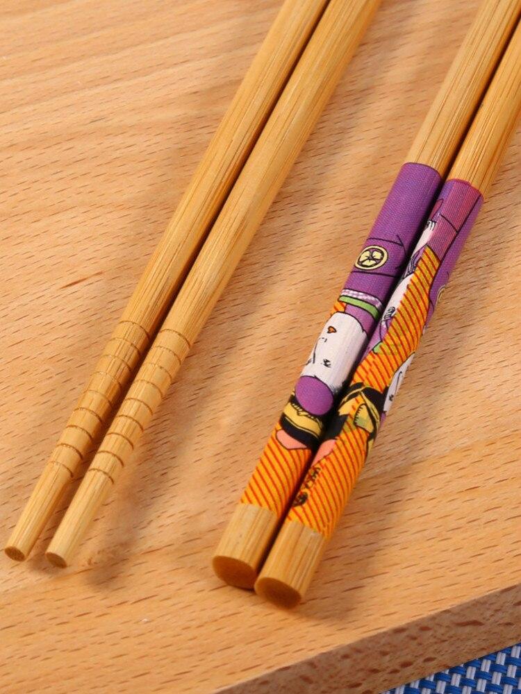 10 парт/компл дешевые японские натуральные бамбуковые палочки
