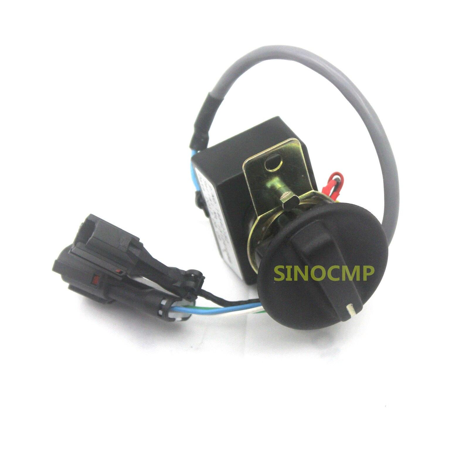 14520398 VOE14520398 Druk Sensor Selector Unit Voor Volvo Graafmachine EC210 EC240 EC290 EC330