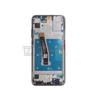 Image 3 - Voor Huawei Honor 10 Lite LCD Touch Screen Digitizer vergadering met Frame Voor Honor 10 Lite screen vervanging HRY LX1 reparatie deel
