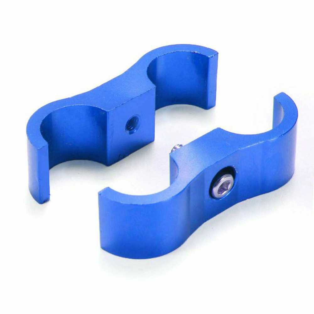 Tubo de água universal seprador, 1 peça de tubo universal an4 an6 an8 an10 an12 separador de linha-1