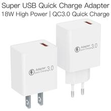 JAKCOM QC3 Super USB Quick Charge Adapter New arrival as 30w wireless charger car oneplus watch 5 buds plus цена 2017