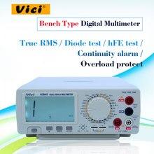 Hohe precison Digital Multimeter Bench Top 4 1/2 True RMS DCV/ACV/DCA/ACA DKTD0122 präzision desktop multimeter Vici VC8045