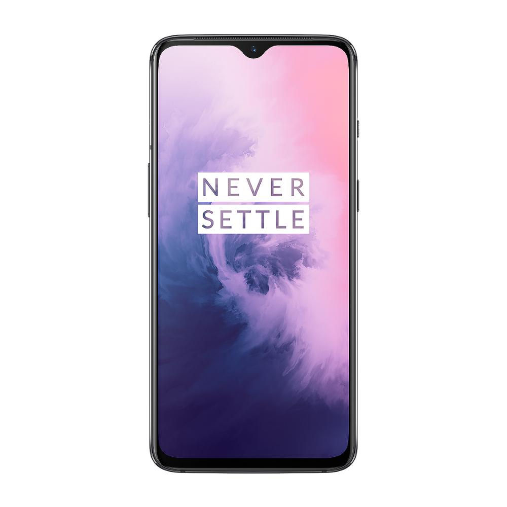 Global Version OnePlus 7 6/8GB RAM 128/256GB ROM Snapdragon 855 UFS 3.0 Dual Camera 48 MP Fingerprint Recognition Smartphone