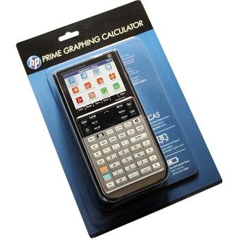 New HP calculator HP prime 3.5-inch touch color screen graphic calculator SAT/AP/IB clear calculator teacher supplies фото