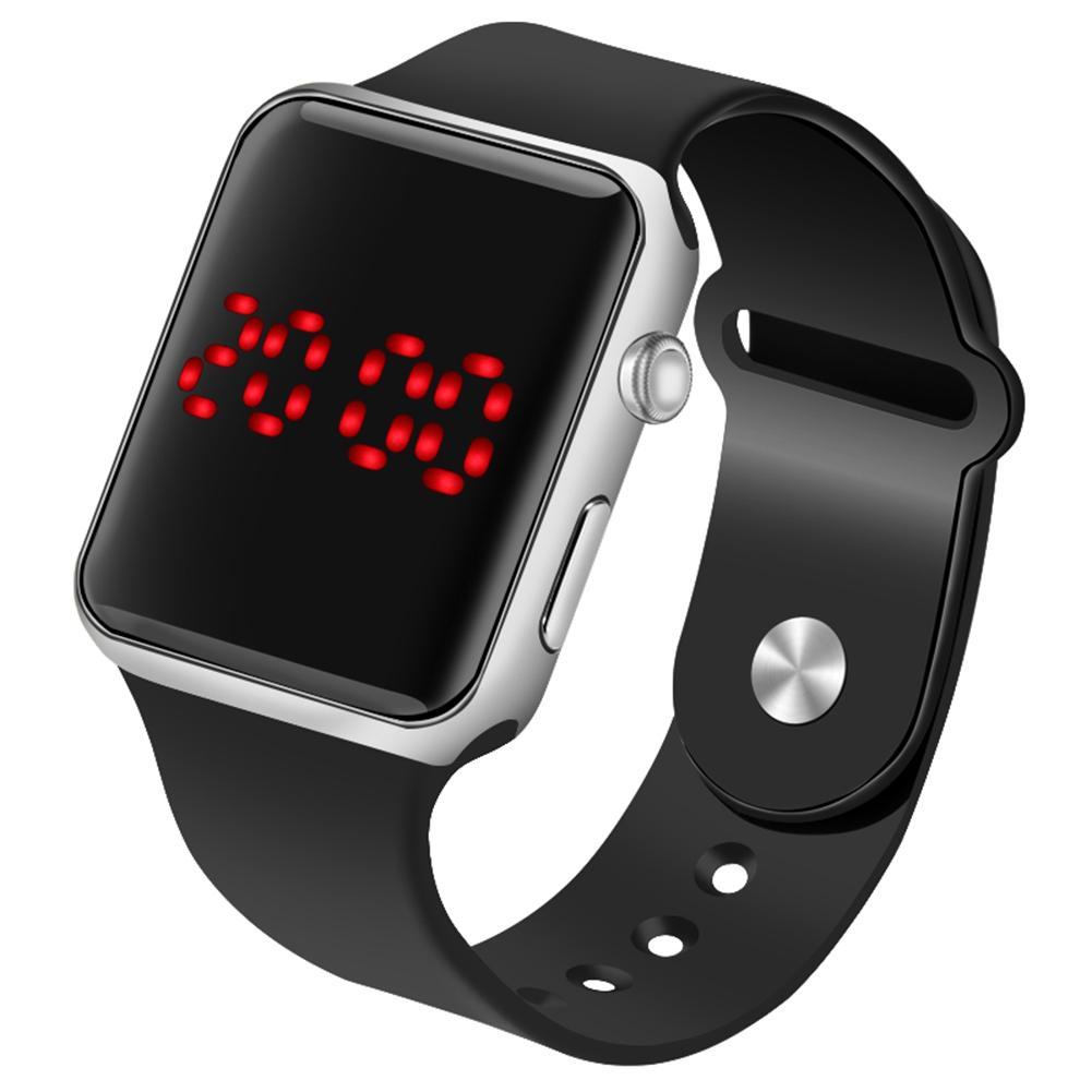 Men Sport Casual LED Watches Men's Digital Clock Man Army Militarys Silicone Wrist Watch Clock Ceasuri Relogio Masculino/Sports