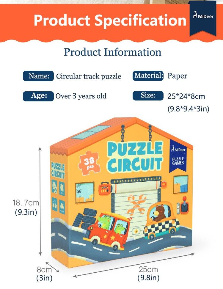 Brinquedos Jogos Infantis Brinquedos Educativos Rotatória para 3-6Y Crianças