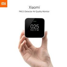 オリジナル xiaomi PM2.5 検出器センサー mi pm 2.5 空気検出器品質監視高精度レーザーマイルのための空気清浄機 2 プロ
