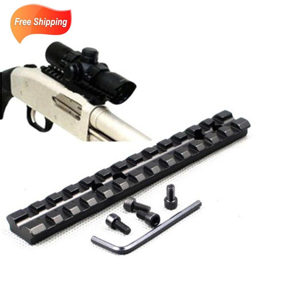 Тактический 20 мм 13 слотов для карт планка Вивера Базовый адаптер для охотничьего ружья пистолет конвертер лазерный прицел База крепление ф...