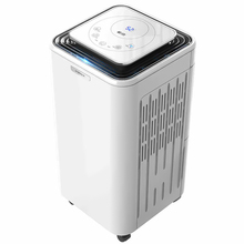 Household Dehumidifier Office High Power Air Dryer Mini Moisture Absorber Touch Screen Dehumidifier Clothes Drying Machine DH02 цена и фото